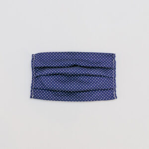 blu con pois